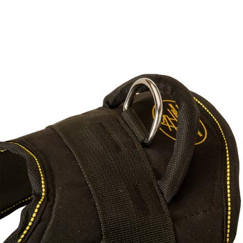 Heavy Duty Handle of Dog Harness