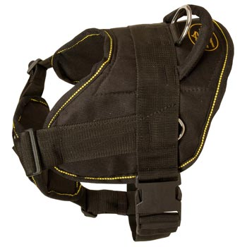 Tracking Nylon Dog Harness